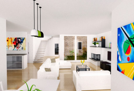 Soluzioni d'interni – Living room